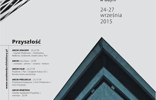 Weekend Architektury 2015: filmy o architekturze