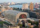 Bryła Markthal Rotterdam. Wielka hala targowa autorstwa MVRDV